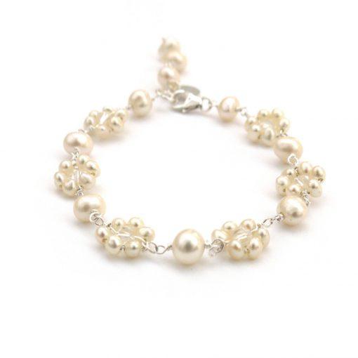 Naomi Freshwater Pearl Bracelet