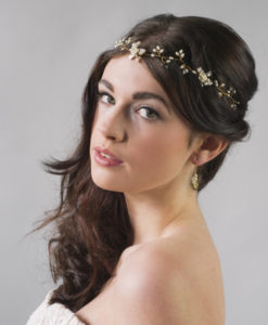 Primrose Bridal Hair Vine