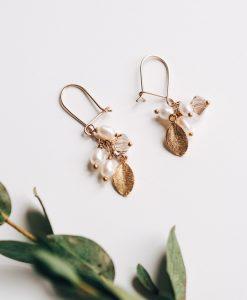 Primrose Bridal Earrings
