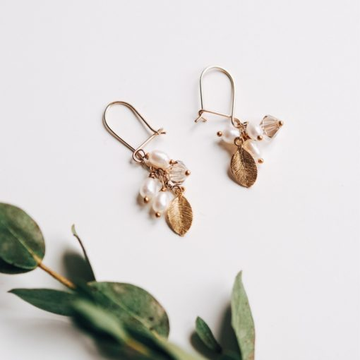 Primrose Bridal Earrings