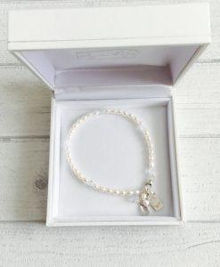 Silver primrose Bracelet