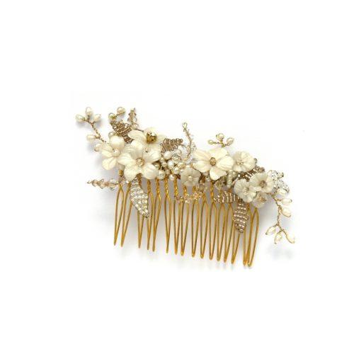 Jasmine Bridal Comb