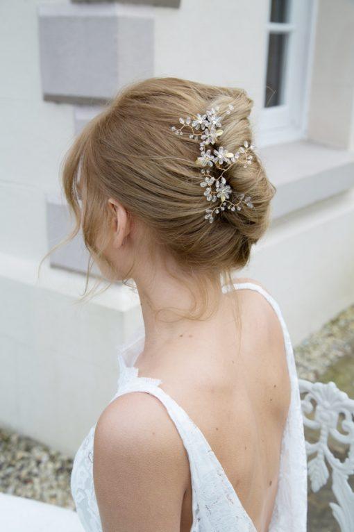 Stargazer Bridal Hairpins