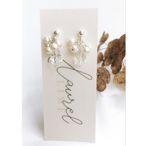 Poppy Pearl Earrings