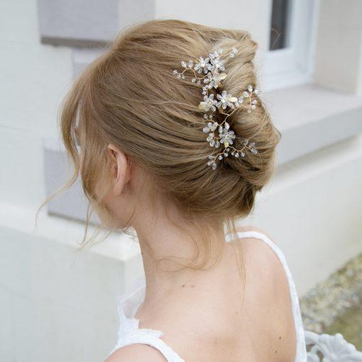 Stargazer Bridal Hair Pins