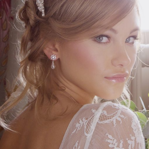 Viola Bridal Earrings