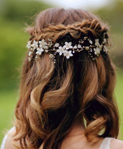 Clematis Bridal Halo