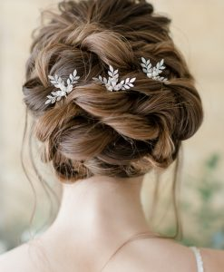 Crystal Barley hairpins
