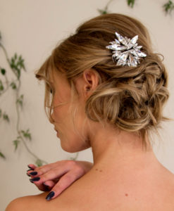 Starlight Bridal Comb