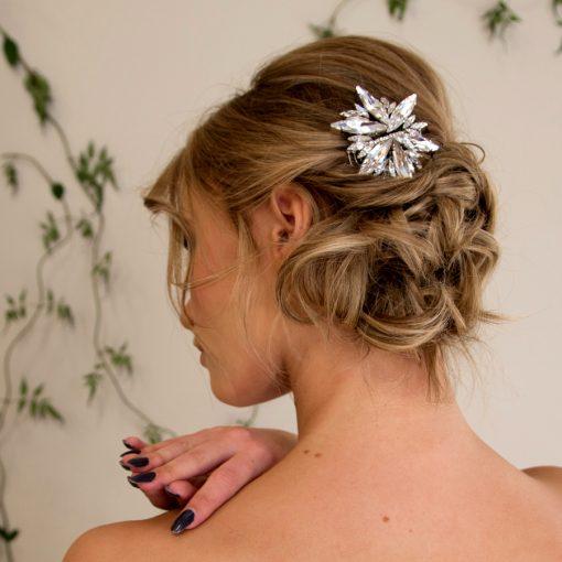 Starlight Bridal Comb