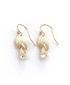 wallflower earrings