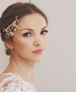 Woodland Bridal Comb
