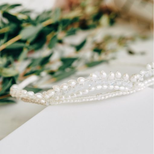 Nightinggale Bridal Tiara