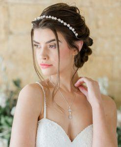 Lark Song Bridal Headband