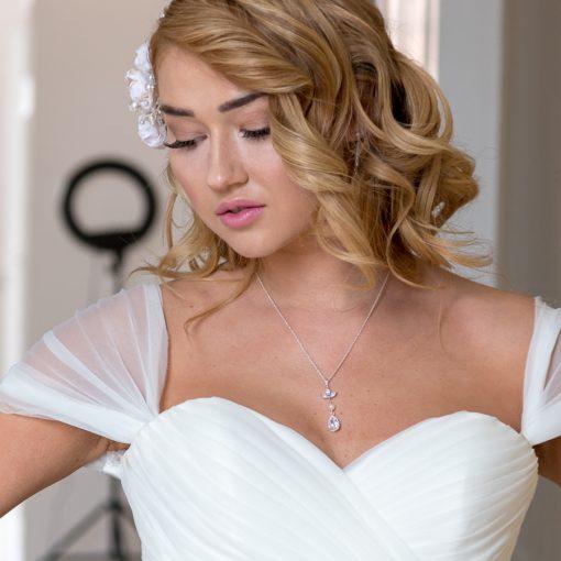 Paris Bridal Pendant