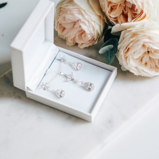 Paris Bridal Pendant