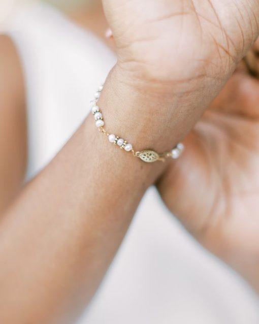 Willow Pearl Bracelet
